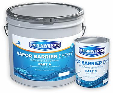 vapor barrier epoxy