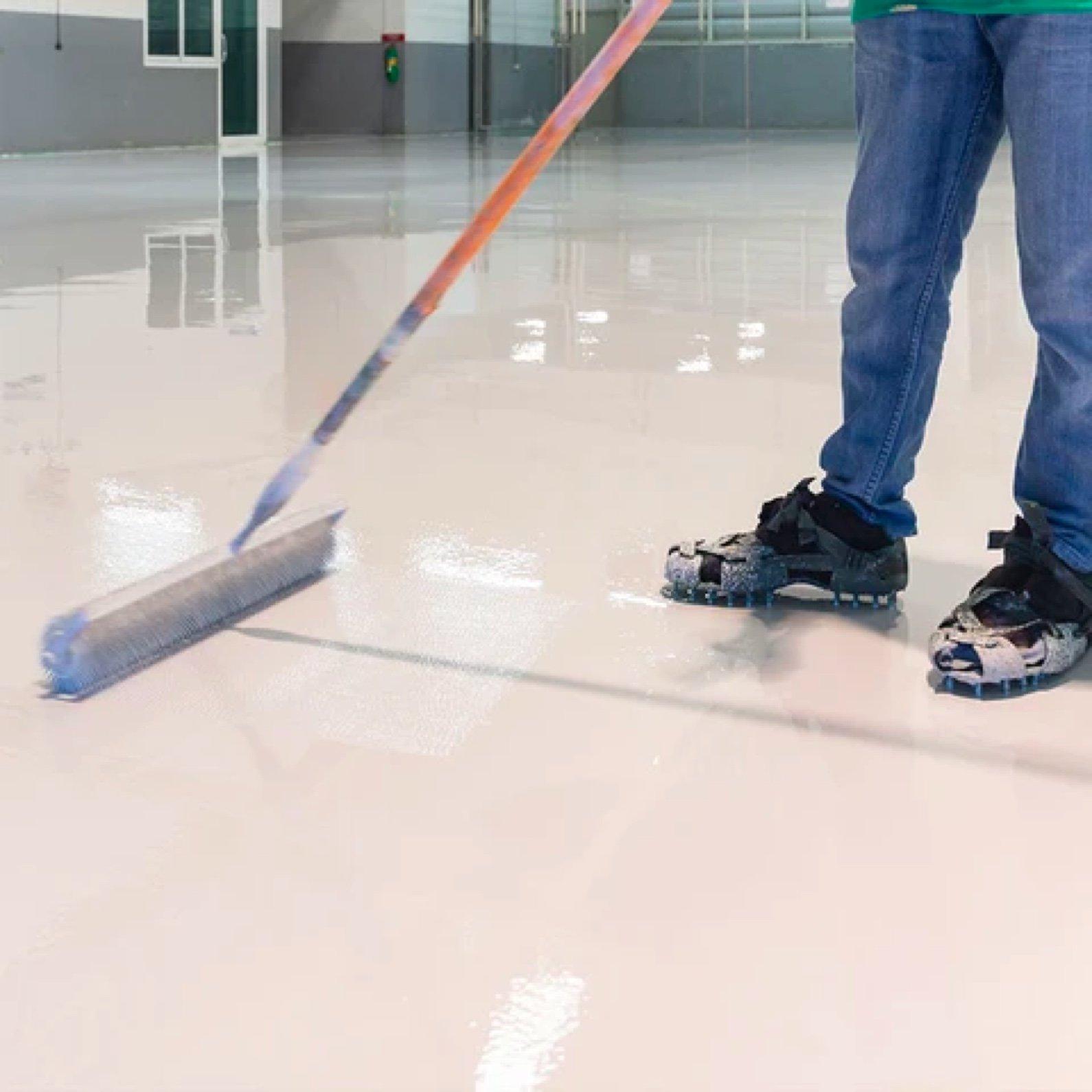 industrial epoxy floor coatings